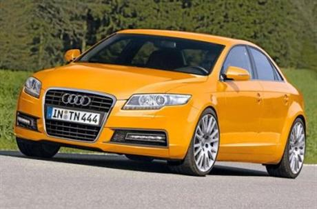 Automotive Industry With Audi A4 2009 Wallpaper