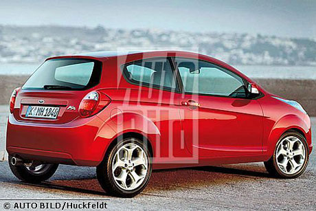 New Ford Ka
