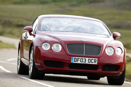 Bentley sigue batiendo récords de beneficios