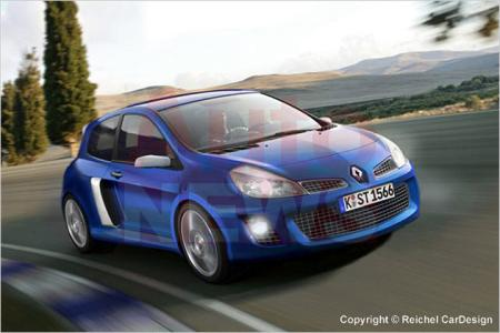 Renault Clio III V6