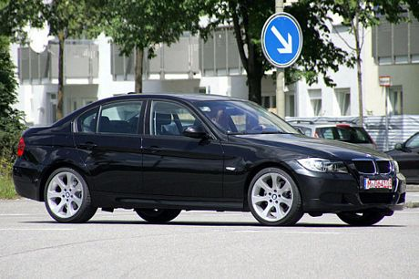 BMW Serie 3 berlina y touring