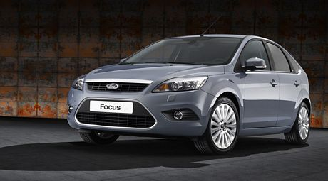 Ford Focus Kinetic
