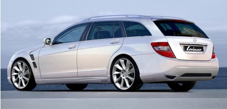 Mercedes Clase C Estate Lorinser