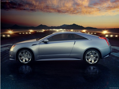 Cadillac CTS Coupe picture