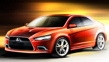 Mitsubishi Sportback, algunos detalles ms