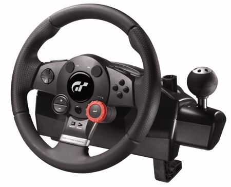 Logitech Driving Force GT para PlayStation 3