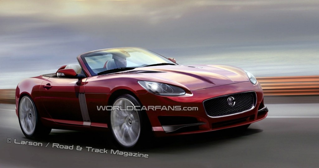 Jaguar confirma el F-Type
