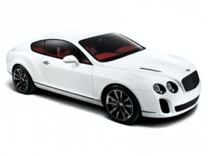 Bentley Continental Supersports Convertible, ¿realidad?
