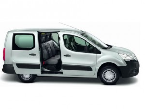 España: Citroën Berlingo Combi Mixto Largo