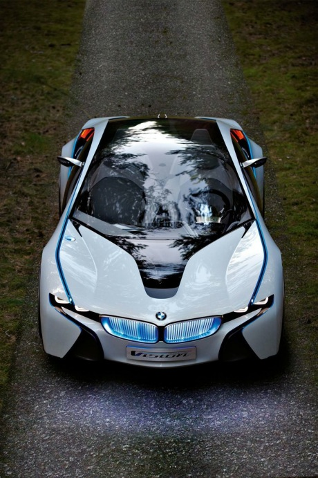 Ya ha llegado: BMW Vision EfficientDynamics
