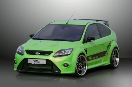 Ford Focus RS por Wolf Racing