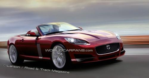 Jaguar confirma el F Type