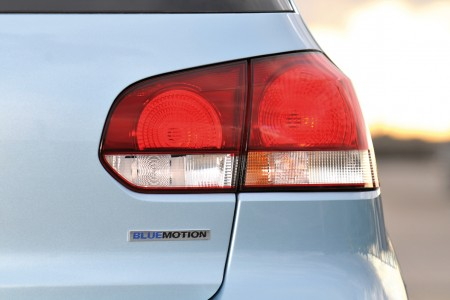 España: Volkswagen Golf Bluemotion 2010