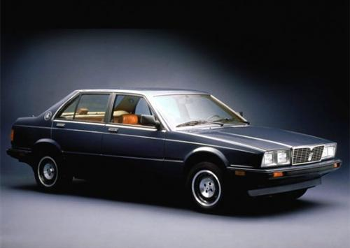 Vuelve el Maserarti Biturbo?