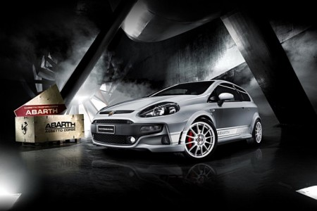 Abarth Punto Evo y Abarth 500C, ahora con kit esseesse