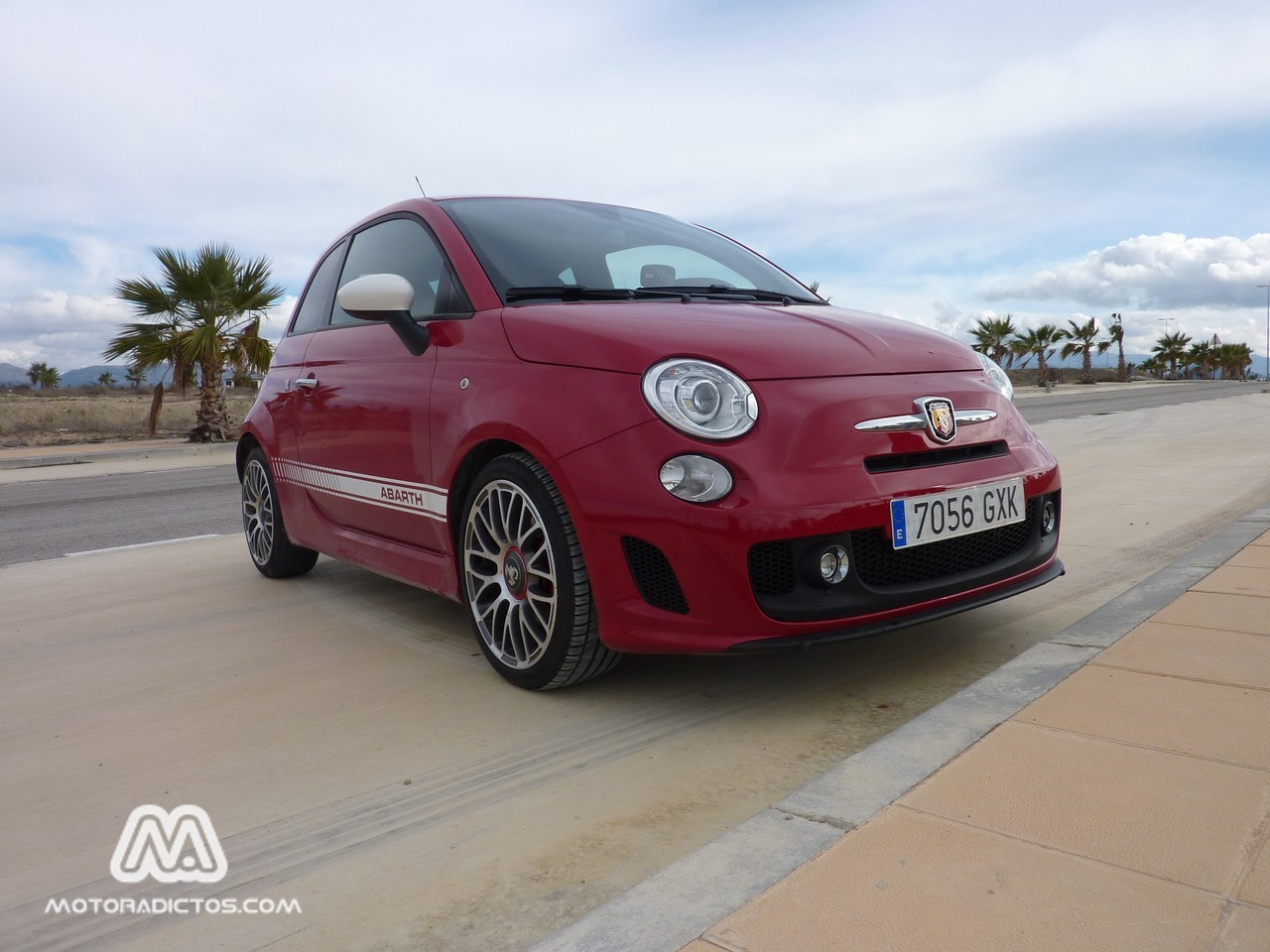 Prueba Abarth 500 1.4 T Jet 135 caballos (parte 2) 