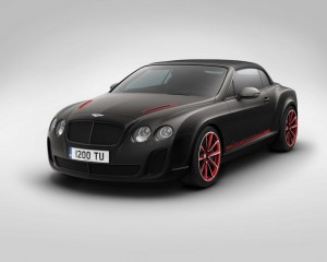 "Bentley presenta su edición especial ""Ice Speed Record"""
