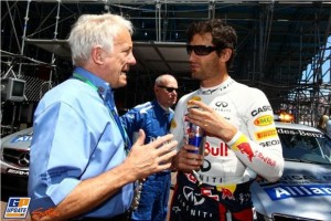 Mark Webber no se calla