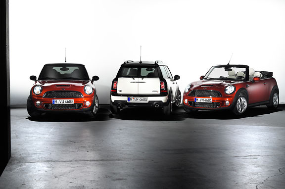 MINI Cooper S, ahora con el Kit John Cooper Works disponible