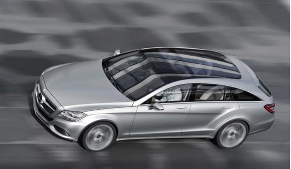 Mercedes BLS, ¿otro Shooting Brake?