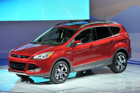 Los Ángeles 2011: Ford Escape, el SUV global