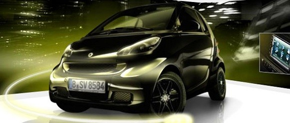 España: Smart ForTwo Black Tie Limited