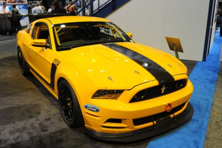 Ford Mustang Boss 302SX