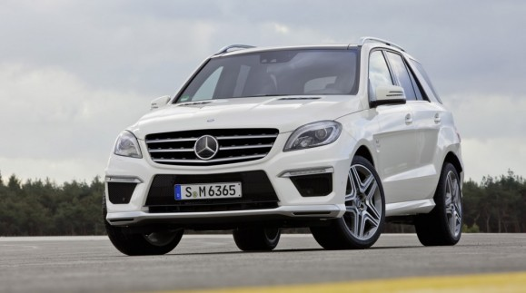 Mercedes ML63 AMG por tan sólo 108.885 euros