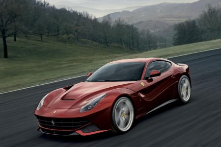 Ferrari F12 Berlinetta en video desde Monteblanco