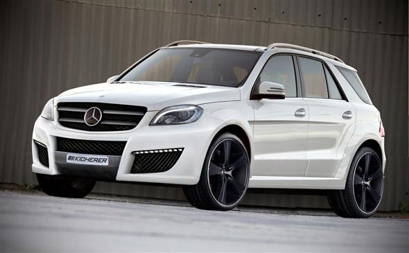 Kicherer Mercedes ML