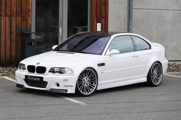 BMW M3 E46 por G Power