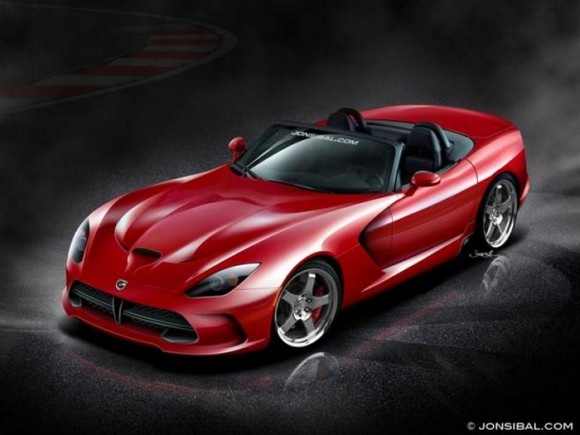 Soando con el SRT Viper Roadster 