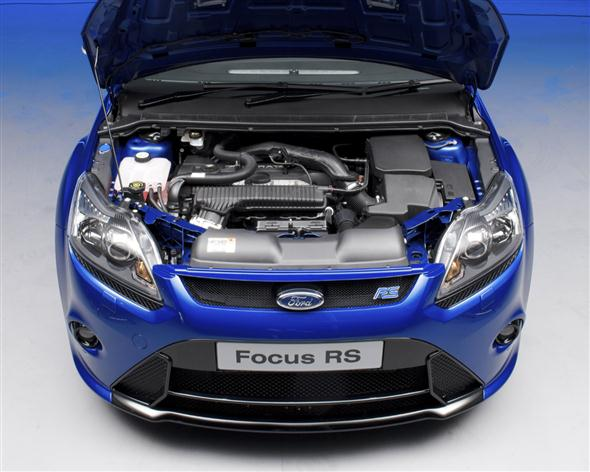 ¿Destinado a desaparecer? Ford Focus RS