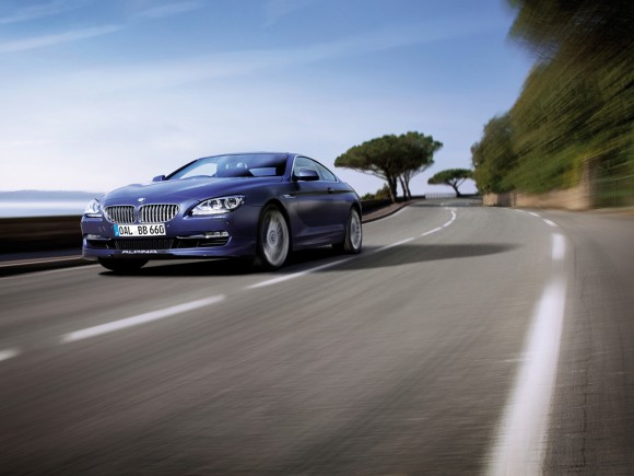 Alpina B6 Biturbo o BMW M6