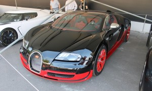 GoodWood 2012: Bugatti Veyron Grand Sport Vitesse