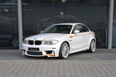 G-Power BMW Serie 1 M Coupe