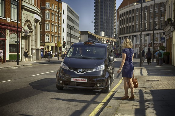 El Nissan NV200 ser el nuevo taxi de Londres