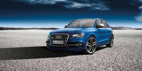 Audi SQ5 TDI Exclusive