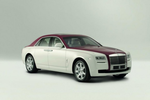 Rolls Royce Ghost Qatar Edition