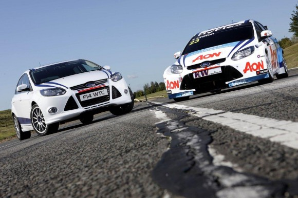 Arena y Mountune Performance presentan el Ford Focus WTCC
