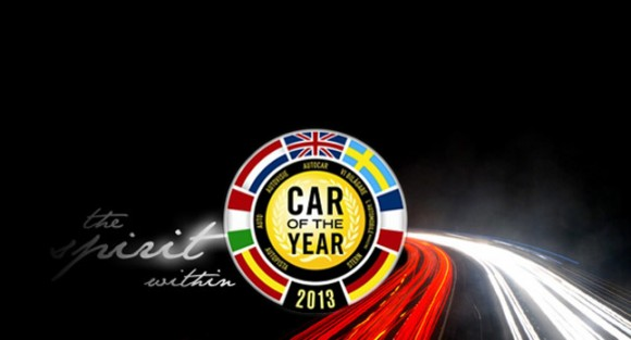 Car of the Year 2013, los finalistas