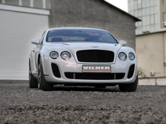 Bentley Continental GT por Vilner Studio