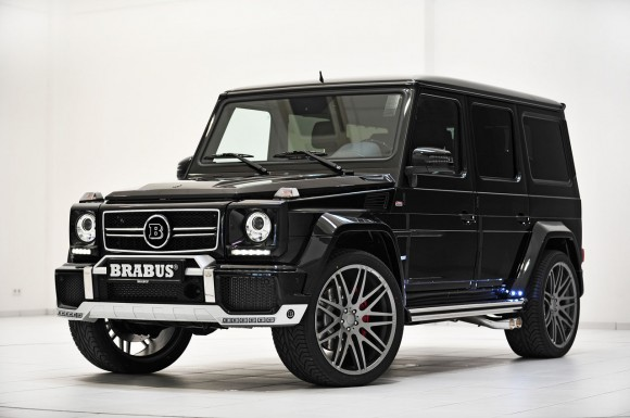 Brabus B63 620 Widestar