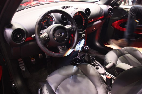 Detroit 2013: MINI Paceman John Cooper Works