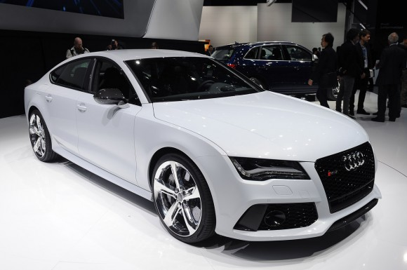 Detroit 2013: Audi RS7