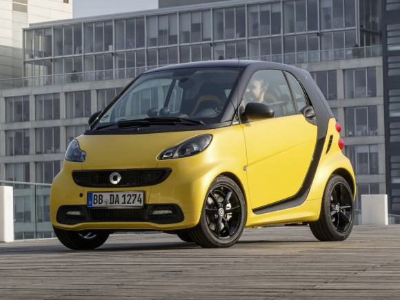 Smart lanzará un crossover al mercado