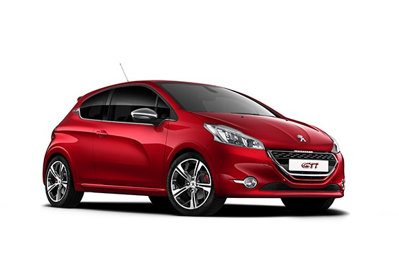"Peugeot 208 GTI ""Driving Experience"""