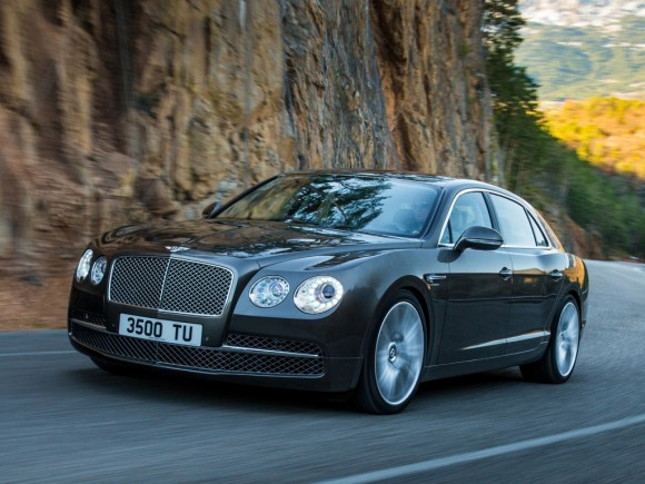 Bentley lanzará una berlina coupé
