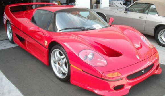 Ferrari F50 a la venta