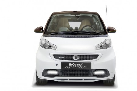 Smart ForTwo BoConcept, más series especiales